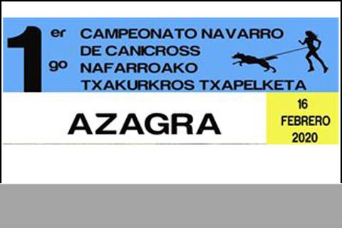 CaniCross/Bike Joring Azagra. (16/02/2020)