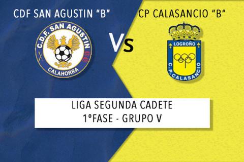 Colegio San Agustín. Calahorra (30/11/2019)