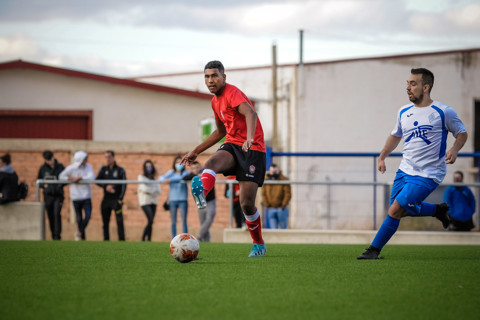 CD Aldeano Pref. Vs Juvenil Nacional (10/10/2020)
