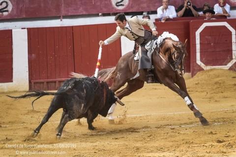 Corrida de Toros, Calahorra (31/08/2019)